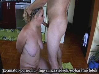 Brazzers-nek készített egyik pornóban kövér embernek.
